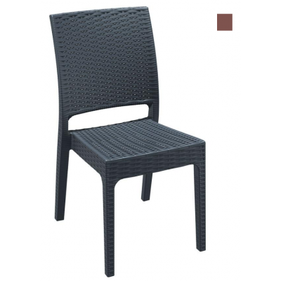 Gina Restaurant Outdoor Stacking Chair