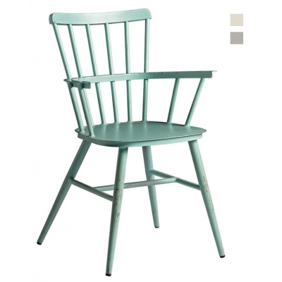 Melissa Retro Restaurant Arm Chair