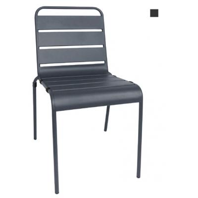 Rothbury Slatted Outdoor Steel Chair