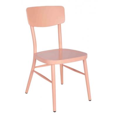 Apres Aluminium Side Chair