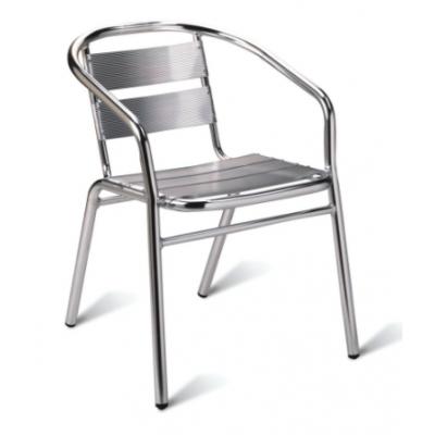 Apres Aluminium Armchair