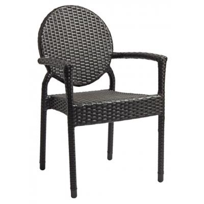 Neko Restaurant Outdoor Stacking Armchair