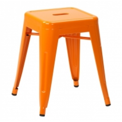 Colmar Bistro Coloured Low Stool