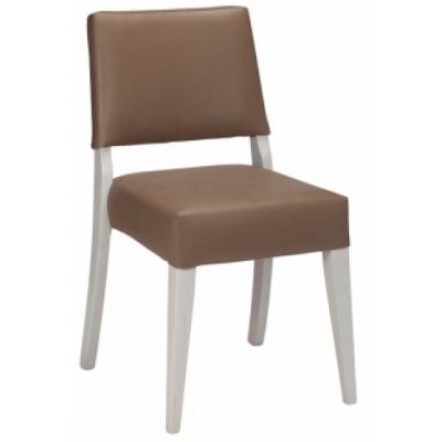Arras Fully Upholstered Stacking Chair