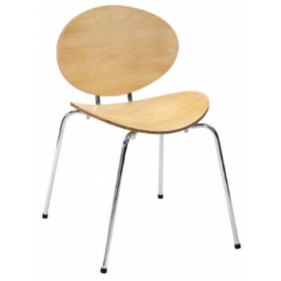 Rada Bistro Stacking Chair