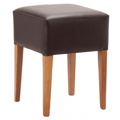 Roberto Upholstered Low Bar Stool