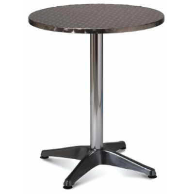 Sale - Outdoor 600mm Dia Aluminium Table
