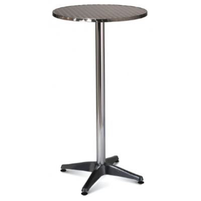 Sale - Outdoor 600mm Aluminium Poseur Table