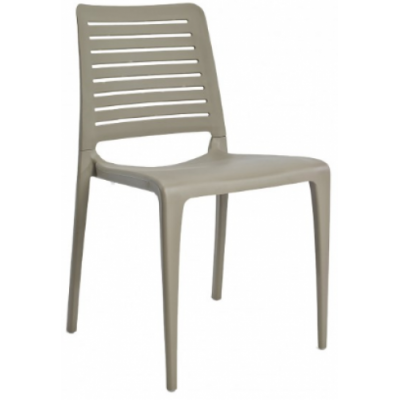Sale - Petra Polypropylene Indoor or Outdoor Cafe Chair
