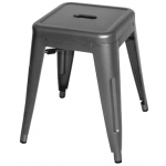 Bold Indoor or Outdoor Stacking Low Stool