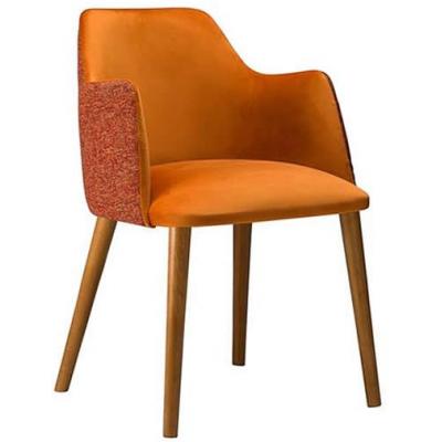 Jordan Restaurant Fully Upholstered Arm Chair