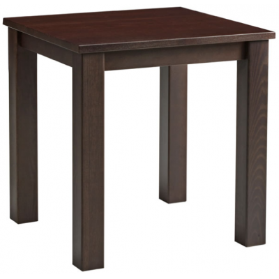 Jessie Square Walnut Dining Table