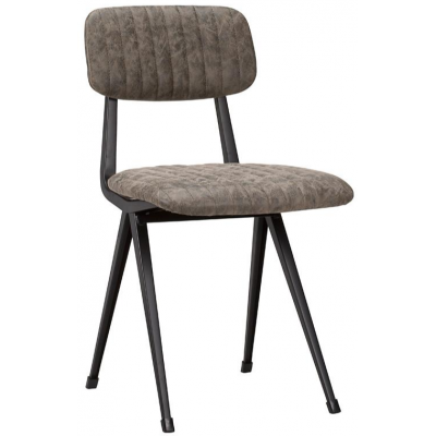 Davy Industrial Side Chair