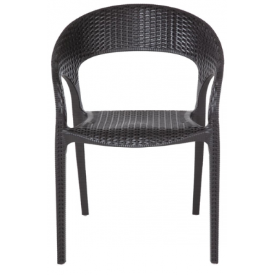 Bowburn Indoor or Outdoor Cafe Plastic Chair