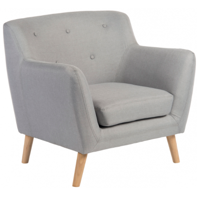 Copenhagen Grey Armchair
