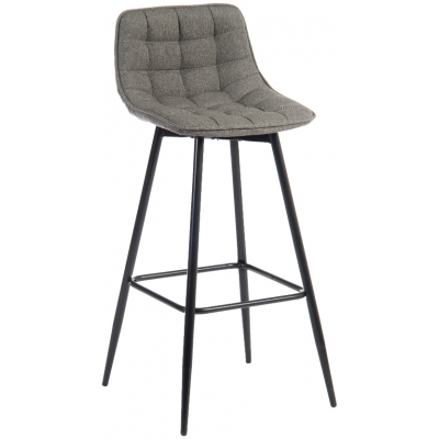 Sophie Upholstered High Stool