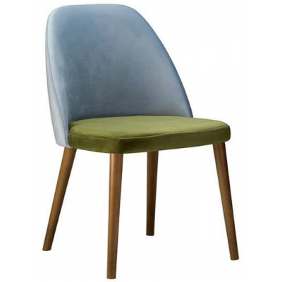 Peace Restaurant Fully Upholstered Chair