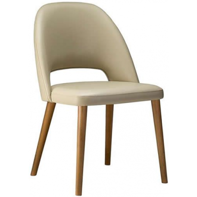 Peace Plus Restaurant Fully Upholstered Chair