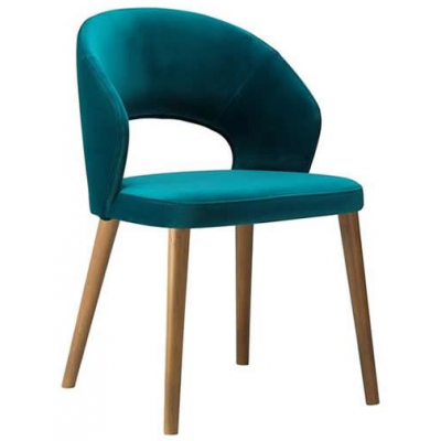 Serenity Plus Restaurant Fully Upholstered Arm Chair