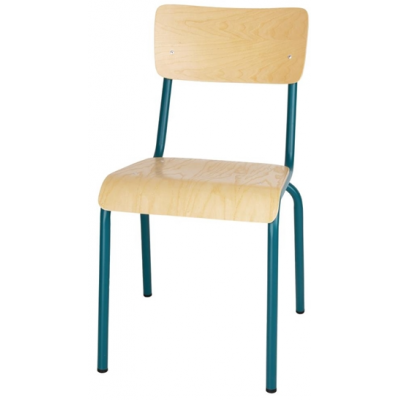 Catalina School Style Indoor Cafe Chair