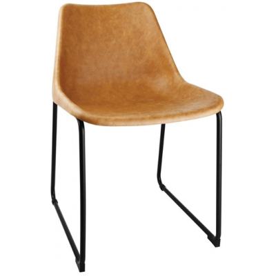 Saddle Industrial Restaurant Chair