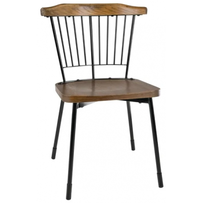 Oslo  Industrial Restaurant Chair