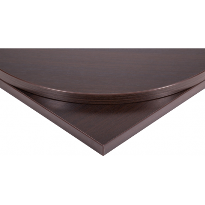 Rectangular Wenge Laminate Top
