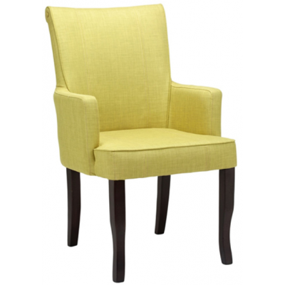 Arles High Back Restaurant Armchair