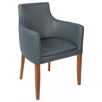 Como Upholstered Restaurant Armchair