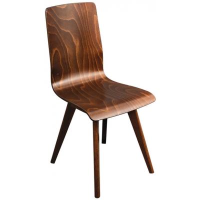 Sara Wooden Restaurant Chair