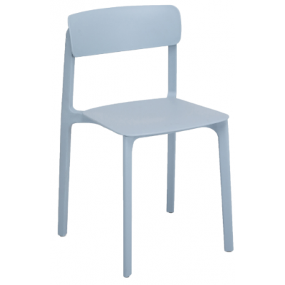 Virgo Polypropylene Bistro Chair
