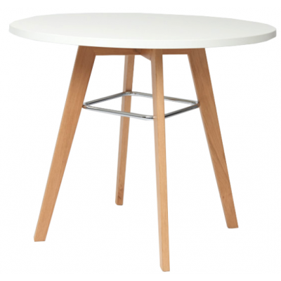 Gemini Handcrafted Wood Table