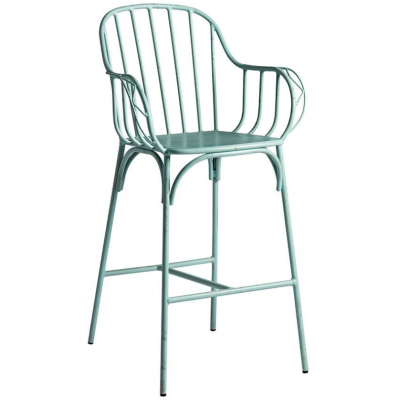 Washington Retro Indoor or Outdoor Restaurant High Stool