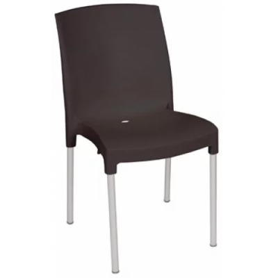 Fernhill Plastic Indoor or Outdoor Bistro Chair