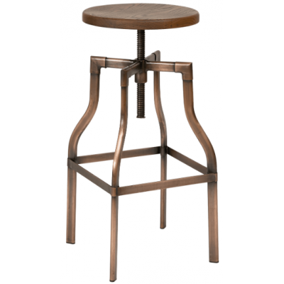 Warehouse Industrial High Bar Stool