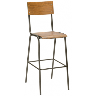 School Style High Chair