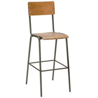 School Style High Chair
