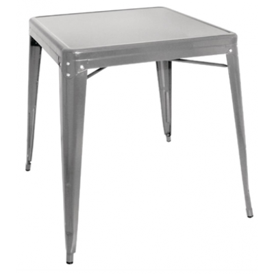 Bold Outdoor Steel Table