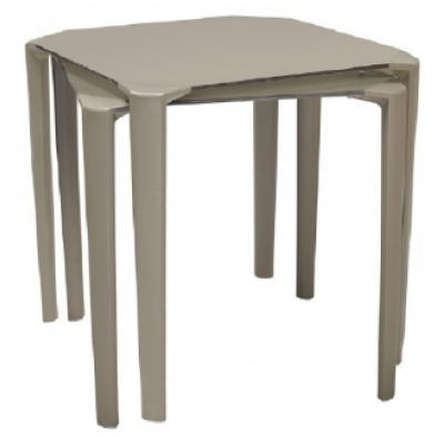 Outdoor Compact Stacking Table