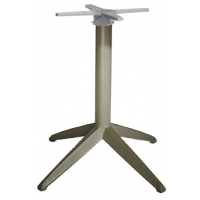 Blanes Anthracite or Taupe Flip-Top Table Base