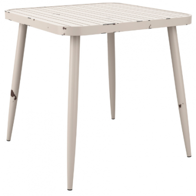 Zara Distressed Cafe Table