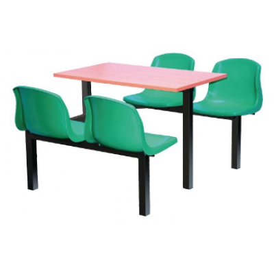 Four Seater Canteen Unit