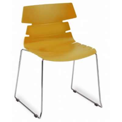 Ramone Stacking Sled Base Chair