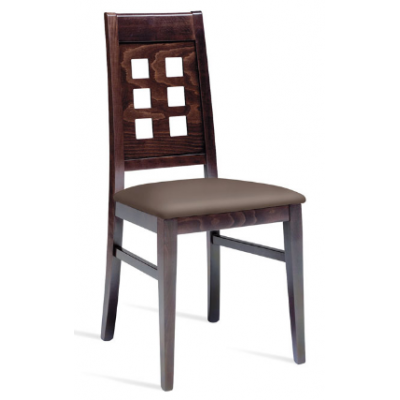 Claude High Back Side Chair