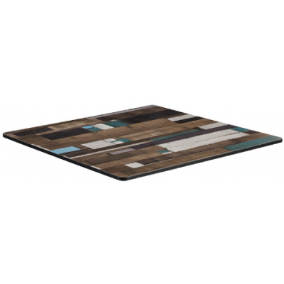 Extrema Driftwood Effect Laminate Top