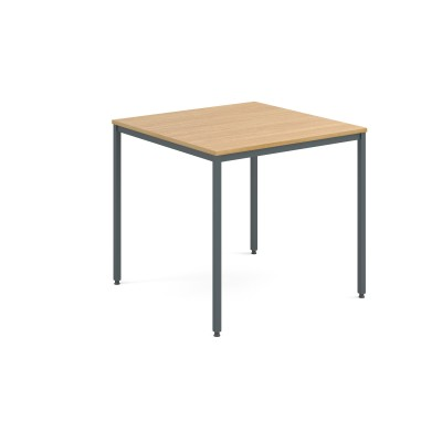 Canteen Table 800Sq Graphite