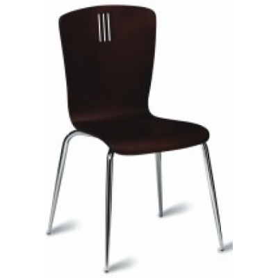 Peloni Stacking Cafe Chair