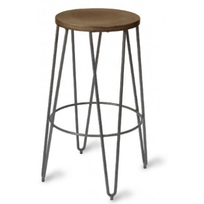 Lagos High Stool