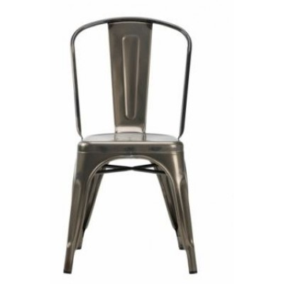 Colmar Steel Stacking Chair