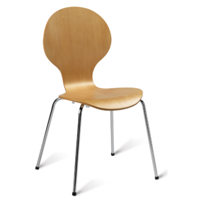 Villena Stacking Cafe Chair